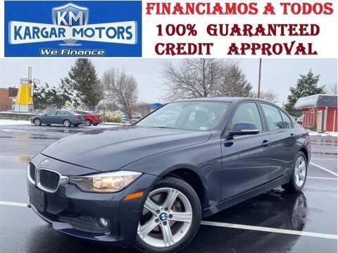 2015 BMW 3 Series for sale at Kargar Motors of Manassas in Manassas VA