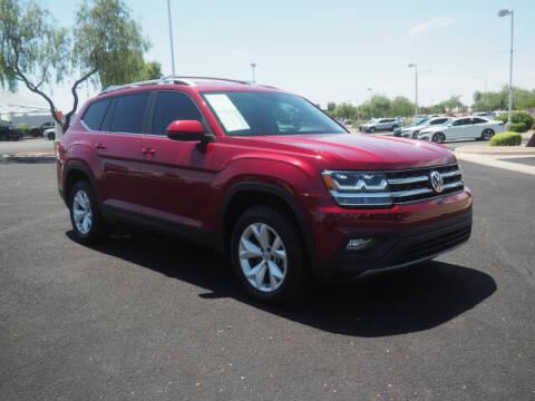 2018 Volkswagen Atlas for sale at CarFinancer.com in Peoria AZ