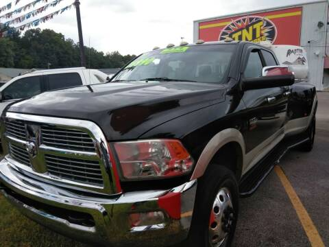 2011 RAM Ram Pickup 3500 for sale at AUTOPLEX 528 LLC in Huntsville AL