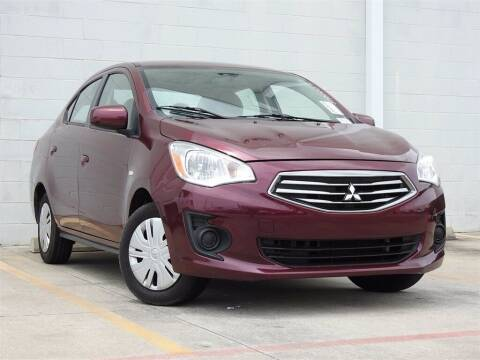2019 Mitsubishi Mirage G4 for sale at Joe Myers Toyota PreOwned in Houston TX