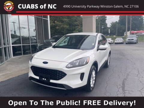 2020 Ford Escape for sale at Summit Credit Union Auto Buying Service in Winston Salem NC