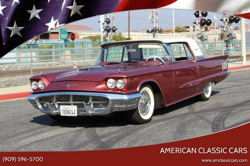 1960 フォード サンダーバード