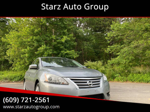 2014 Nissan Sentra for sale at Starz Auto Group in Delran NJ