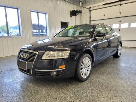 2006 Audi A6 for sale at Sand's Auto Sales in Cambridge MN