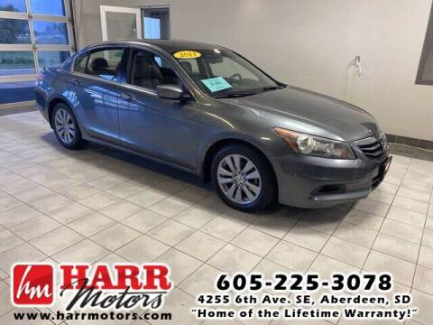 2011 Honda Accord for sale at Harr's Redfield Ford in Redfield SD