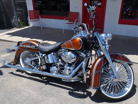 2010 Harley-Davidson Heritage Softail Classic for sale at VISTA AUTO SALES in Longmont CO