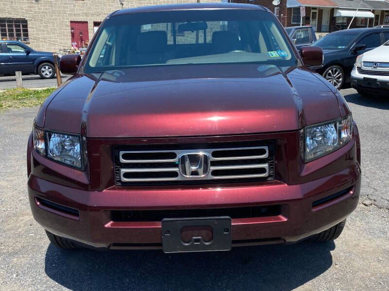 2008 Honda Ridgeline for sale at Centre City Imports Inc in Reading PA