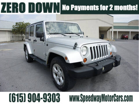 2007 Jeep Wrangler Unlimited for sale at Speedway Motors in Murfreesboro TN
