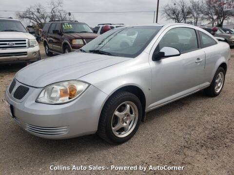 2009 Pontiac G5 for sale at Collins Auto Sales in Waco TX