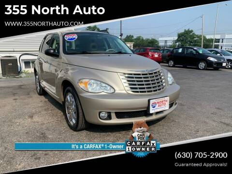 2006 Chrysler PT Cruiser for sale at 355 North Auto in Lombard IL