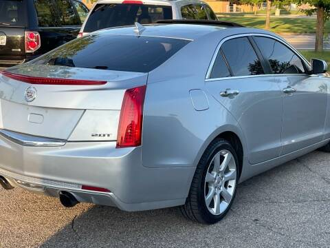 2013 Cadillac ATS for sale at Silverline Motors in Grand Rapids MI