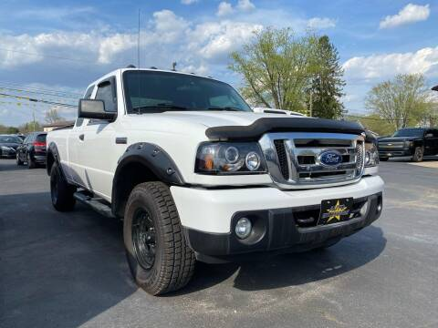 2011 Ford Ranger for sale at Auto Exchange in The Plains OH