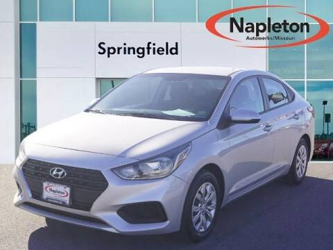 2018 Hyundai Accent for sale at Napleton Autowerks in Springfield MO