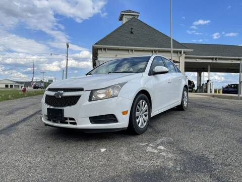 2011 Chevrolet Cruze for sale at Instant Auto Sales in Chillicothe OH