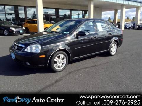 2006 Suzuki Forenza for sale at PARKWAY AUTO CENTER AND RV in Deer Park WA