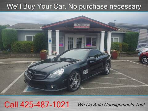 2011 Mercedes-Benz SL-Class for sale at Platinum Autos in Woodinville WA