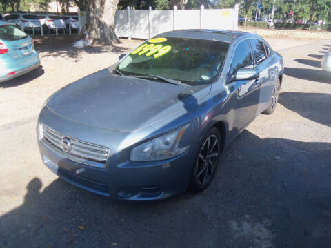 2012 Nissan Maxima for sale at ORANGE PARK AUTO in Jacksonville FL