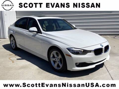 2015 BMW 3 Series for sale at Scott Evans Nissan in Carrollton GA