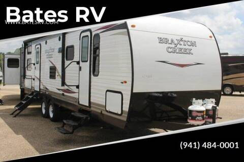 2020 braxton Creek lx300 bhs for sale at Bates RV in Venice FL