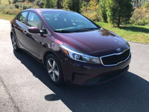 2018 Kia Forte for sale at Hawkins Chevrolet in Danville PA