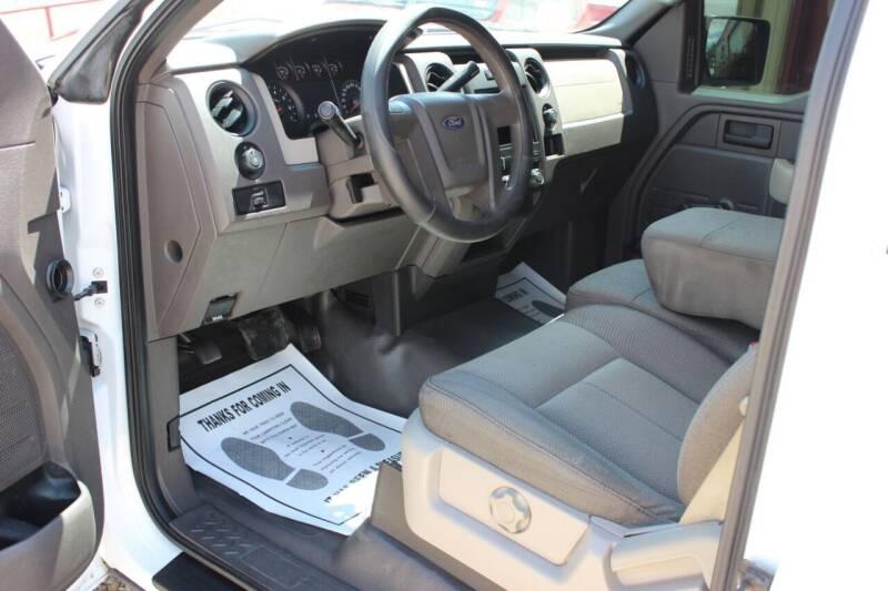 2010 Ford F-150 4x2 XL 2dr Regular Cab Styleside 6.5 ft. SB - Gainesville TX