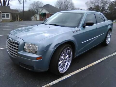 2009 Chrysler 300 for sale at Happy Days Auto Sales in Piedmont SC