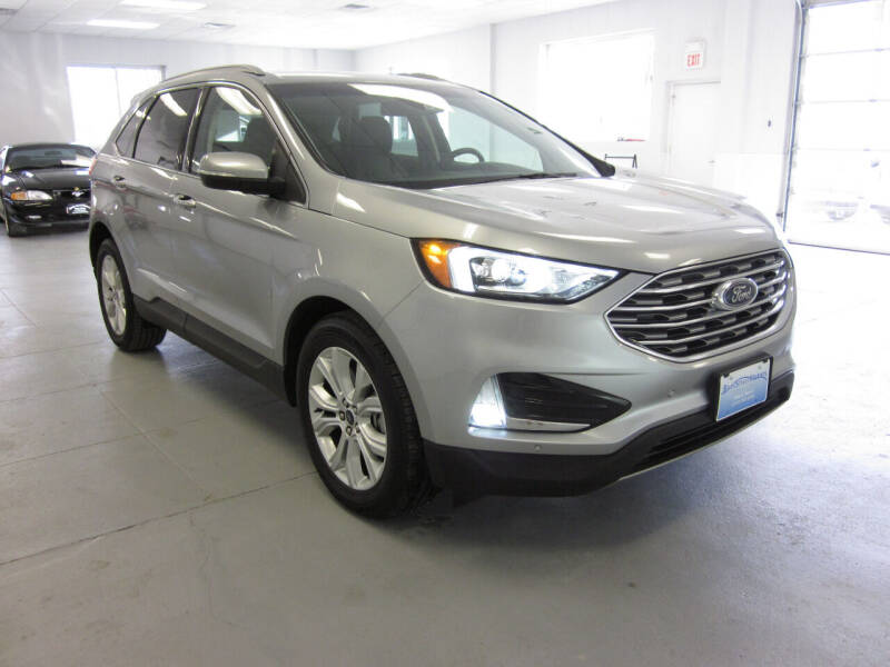 2020 Ford Edge for sale at Brick Street Motors in Adel IA