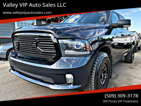 2014 RAM Ram Pickup 1500 for sale at Valley VIP Auto Sales LLC in Spokane Valley WA