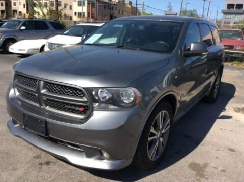 2014 Dodge Durango for sale at Allen Motor Co in Dallas TX