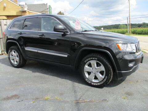 2013 Jeep Grand Cherokee for sale at SPRINGFIELD AUTO SALES in Springfield WI