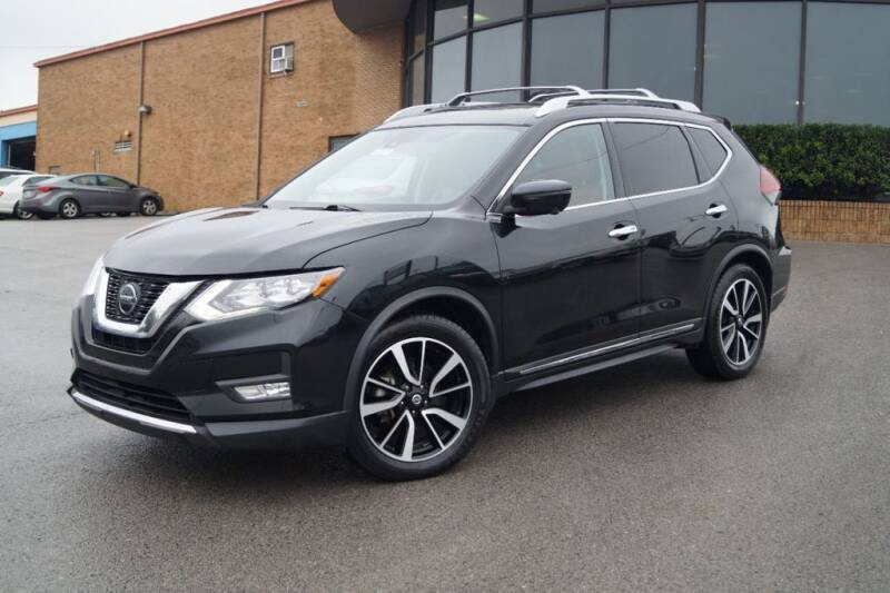 2018 Nissan Rogue for sale at Next Ride Motors in Nashville TN