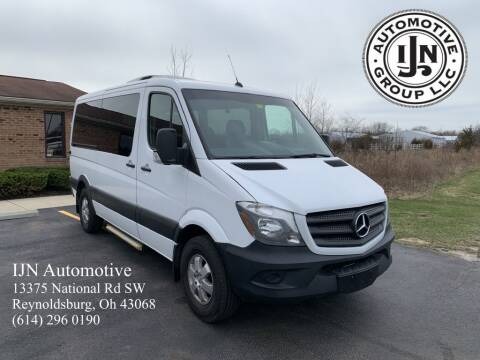 2017 Mercedes-Benz Sprinter Passenger for sale at IJN Automotive Group LLC in Reynoldsburg OH
