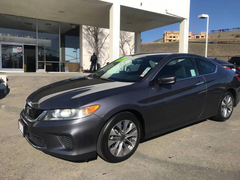 2015 Honda Accord for sale at Autos Wholesale in Hayward CA