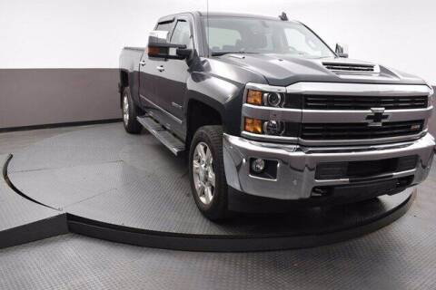 2017 Chevrolet Silverado 2500HD for sale at Everett Chevrolet Buick GMC in Hickory NC