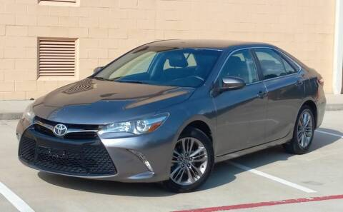2016 Toyota Camry for sale at Executive Motor Group in Houston TX