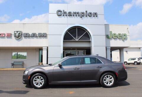 2015 Chrysler 300 for sale at Champion Chevrolet in Athens AL