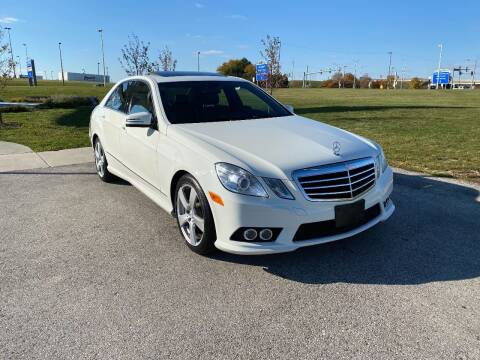 2010 Mercedes-Benz E-Class for sale at Airport Motors in Saint Francis WI