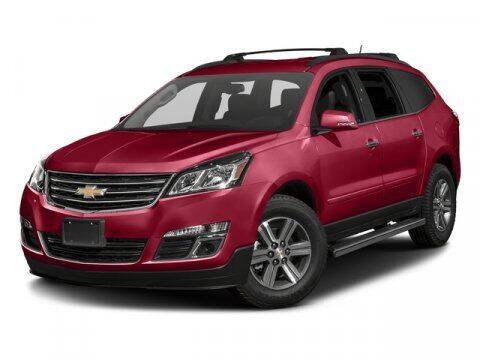 2017 Chevrolet Traverse for sale at Uftring Weston Pre-Owned Center in Peoria IL
