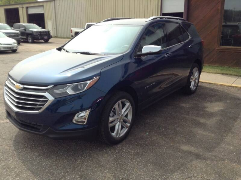 2020 Chevrolet Equinox for sale at Melton Chevrolet in Belleville KS