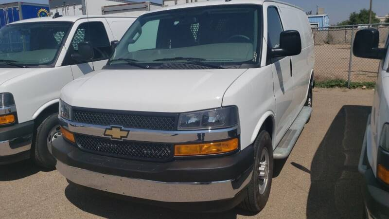 2020 Chevrolet Express Cargo for sale at MOUNTAIN WEST MOTORS LLC in Albuquerque NM