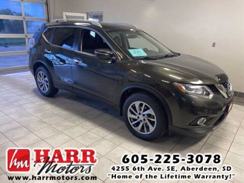 2014 Nissan Rogue for sale at Harr's Redfield Ford in Redfield SD