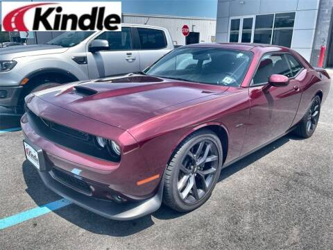 2019 Dodge Challenger for sale at Kindle Auto Plaza in Middle Township NJ