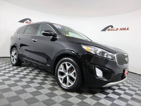 2017 Kia Sorento for sale at Bald Hill Kia in Warwick RI