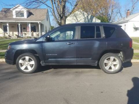 2015 Jeep Compass for sale at REM Motors in Columbus OH