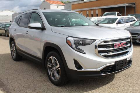 2019 GMC Terrain for sale at SHAFER AUTO GROUP in Columbus OH