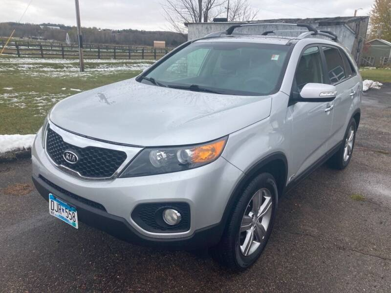 2013 Kia Sorento for sale at Green Valley Sales & Leasing in Jordan MN