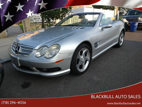 2005 Mercedes-Benz SL-Class for sale at Blackbull Auto Sales in Ozone Park NY