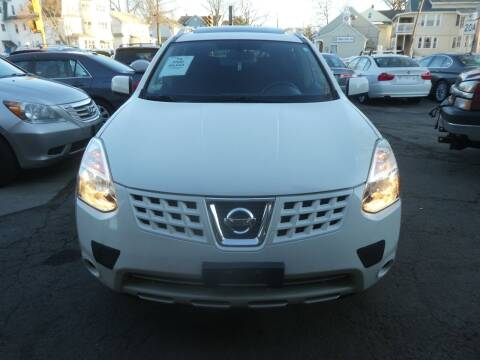 2009 Nissan Rogue for sale at Wheels and Deals in Springfield MA