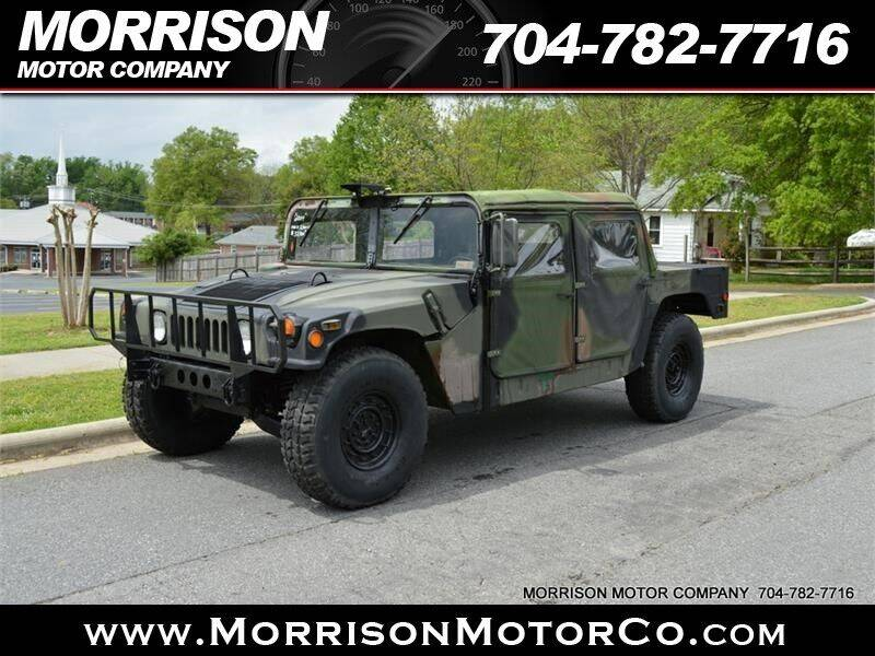 2004 AM General Hummer for sale in Concord, NC