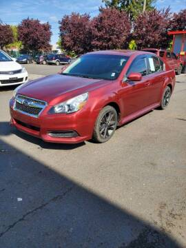 2013 Subaru Legacy for sale at Blue Line Auto Group in Portland OR